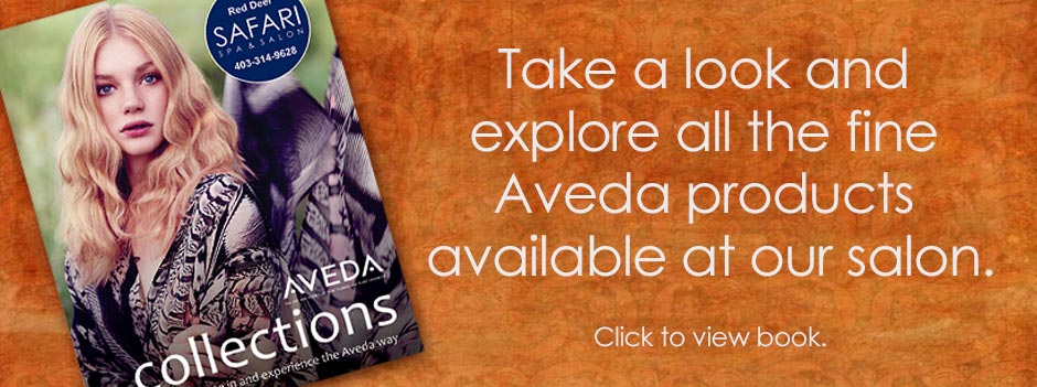 Aveda Collections Look Book