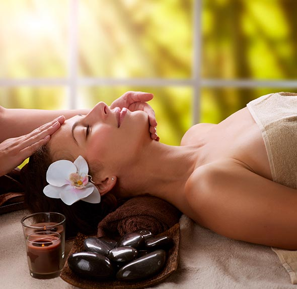 Packages offered at Safari Spa & Salon