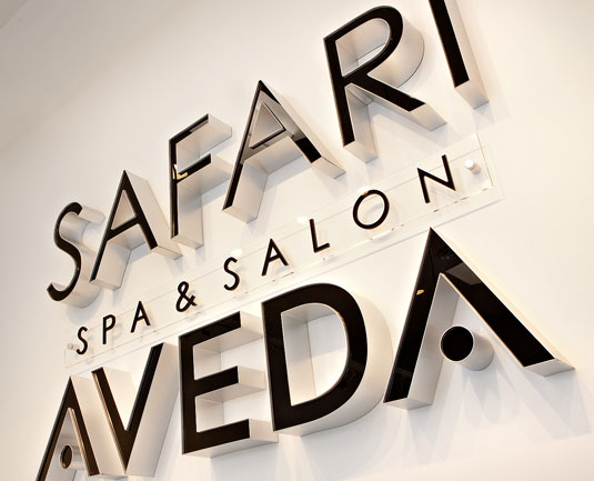 Safari Spa Salon Red Deer